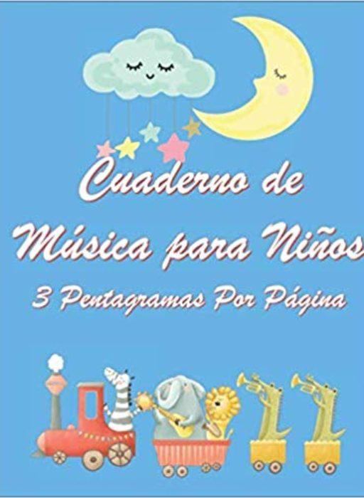 Libretas de Notación Musical para Niños