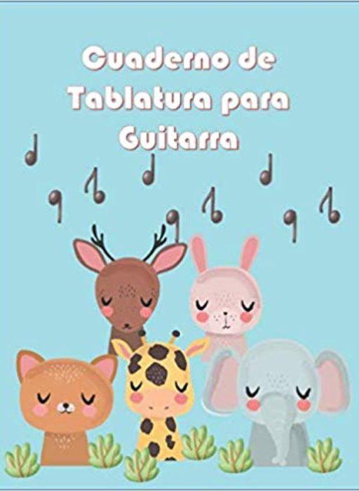 ¿Que son los Cuadernos de Tablatura para  Guitarra?