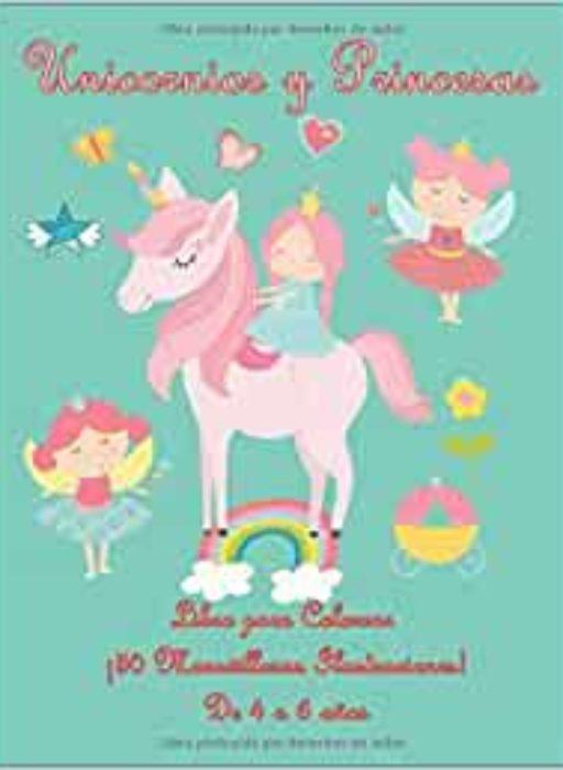 La moda unicornio crece. Ropa, maquillaje y libros para colorear.