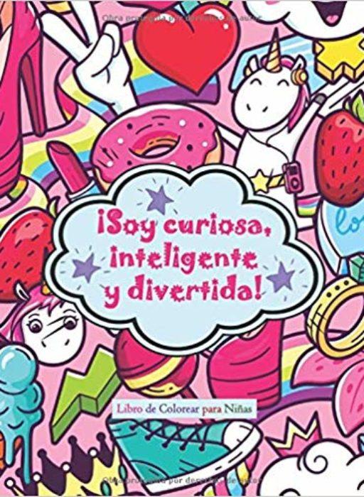 Libro de Colorear para Niñas